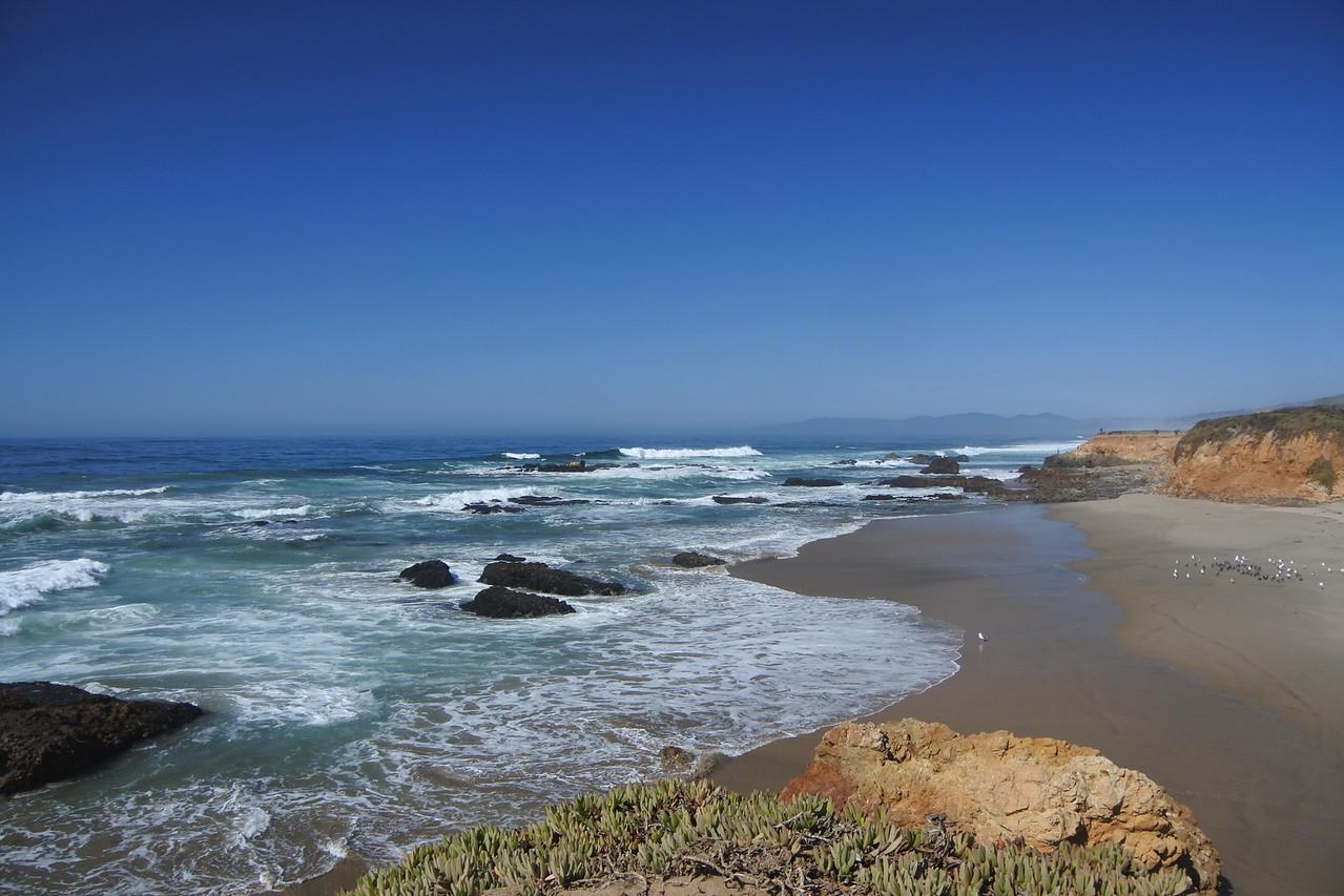 Pescadero State Beach