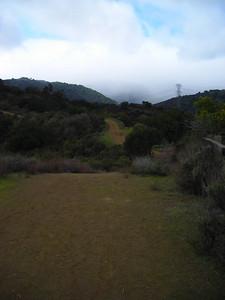 Climbing toward Nob Hill