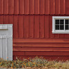 Barn near the trailhead