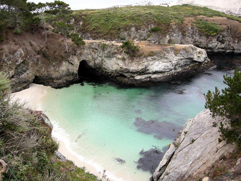 China Cove beach