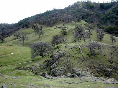 Rocky Falls area
