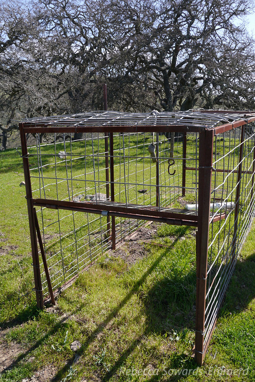 Another pig trap.