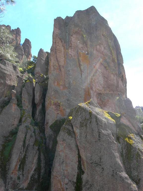 More condor rocks