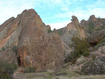 Machete Ridge