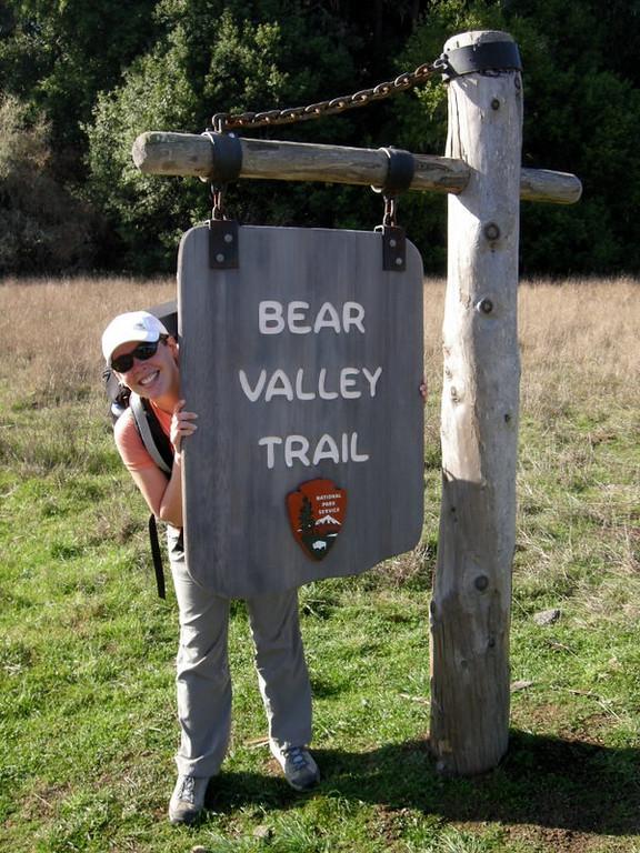 Bear Valley Trailhead