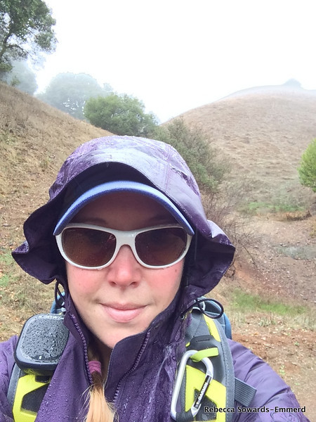 Really glad I brought along my switch Axo sunglasses. The rose lenses were perfect on this rainy day and the big frame kept the mist from getting in my eyes. I love having an interchangeable lens that I will actually switch out (did this one at the trailhead)