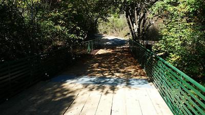 Brand new bridge!