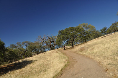 Wide road-track here in sunol - reminded me a bit of henry coe