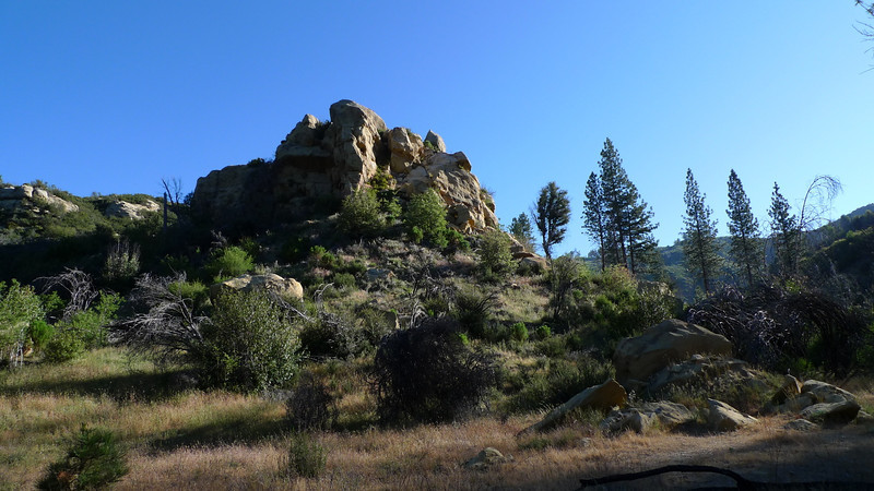 Rocks in Pine Valley