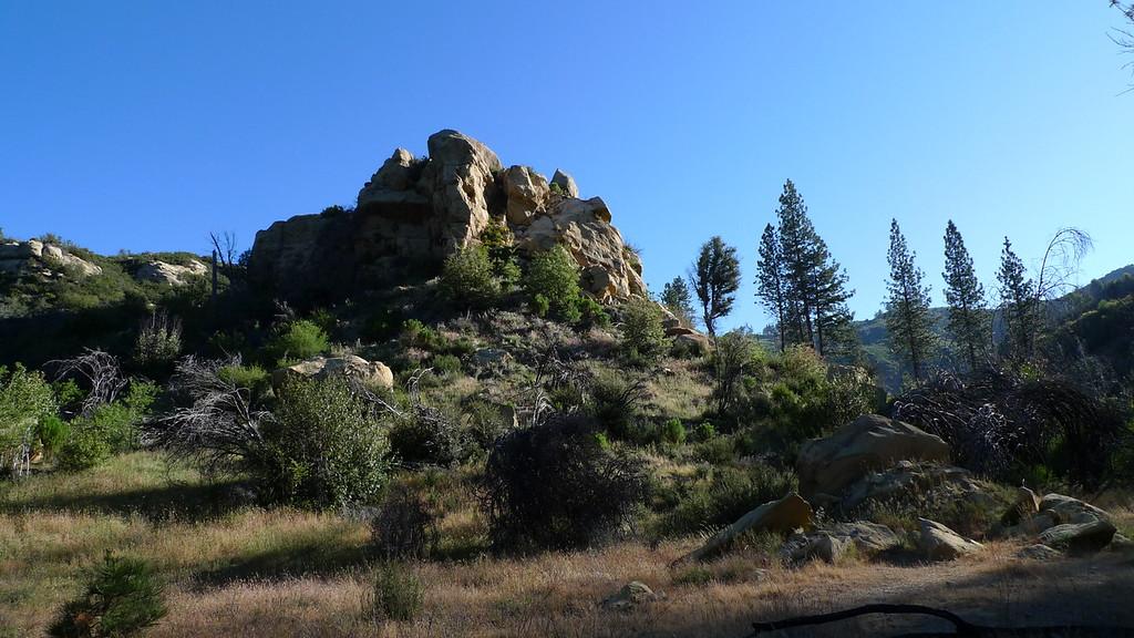 Rocks in Pine Valley