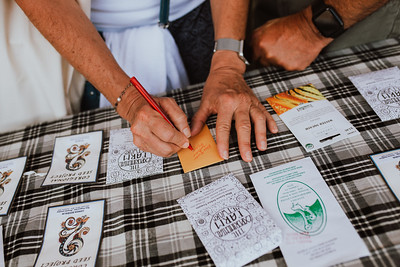 Seed Swap at Slow Food Nations