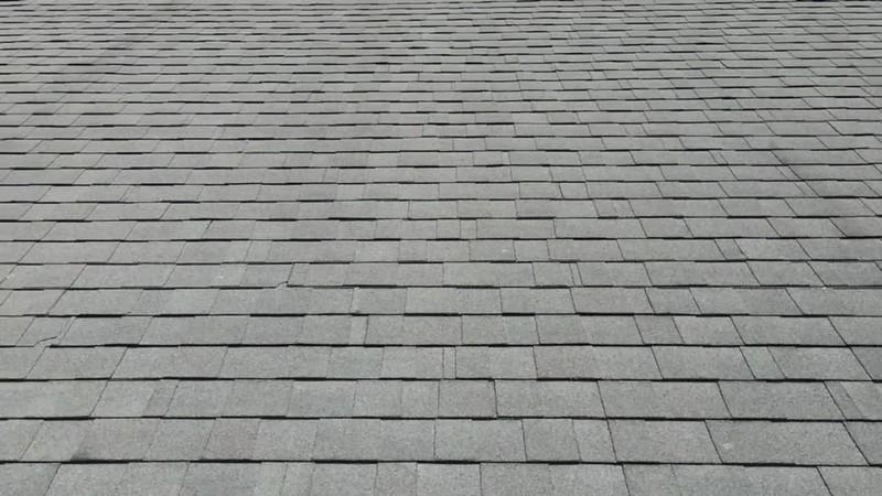 DJI West Side of Roof
