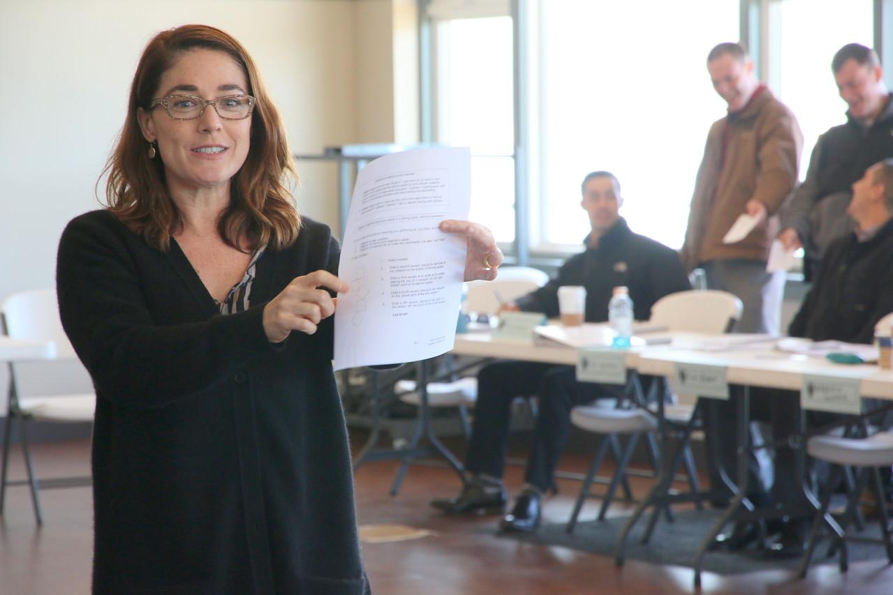 Anne Fischer, Executive Director, NAMI, San Francisco