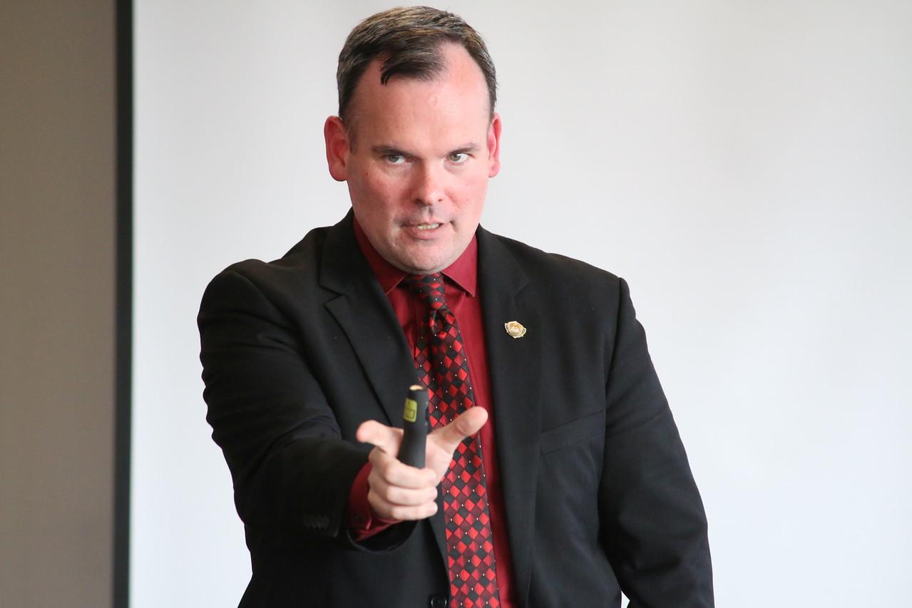 SFPD Captain Jack Hart.