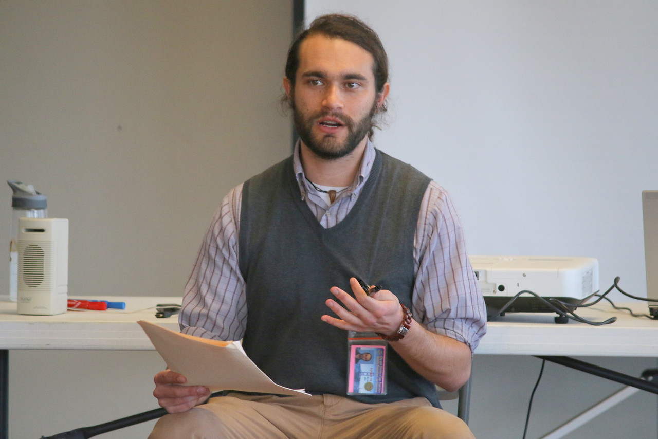 Charlie Berman, Case Manager, Clinical Social Worker, Citywide Case Management.