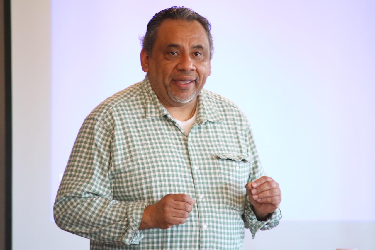 SFPD Lt.Mario Molina, CIT Program Director.