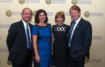SFSU Hall of Fame Celebration 2016