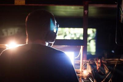 Les projections des films