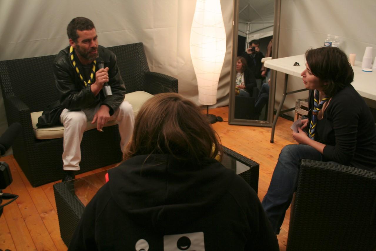 Interview Pierpoljak