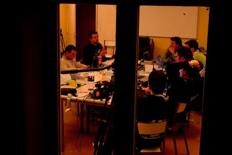Commission communication et nuit de montage