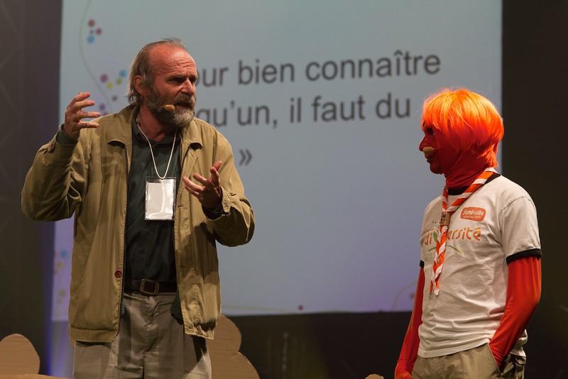 Clément Grais et Jean-Marie Petitclerc