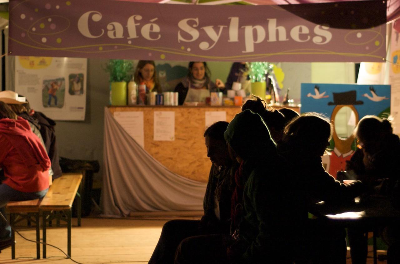 Café Sylphes