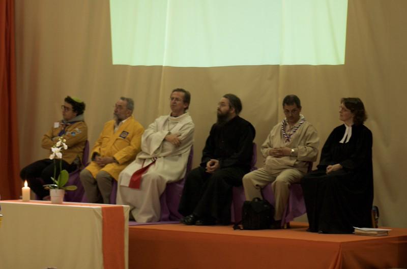 Représentants des cultes