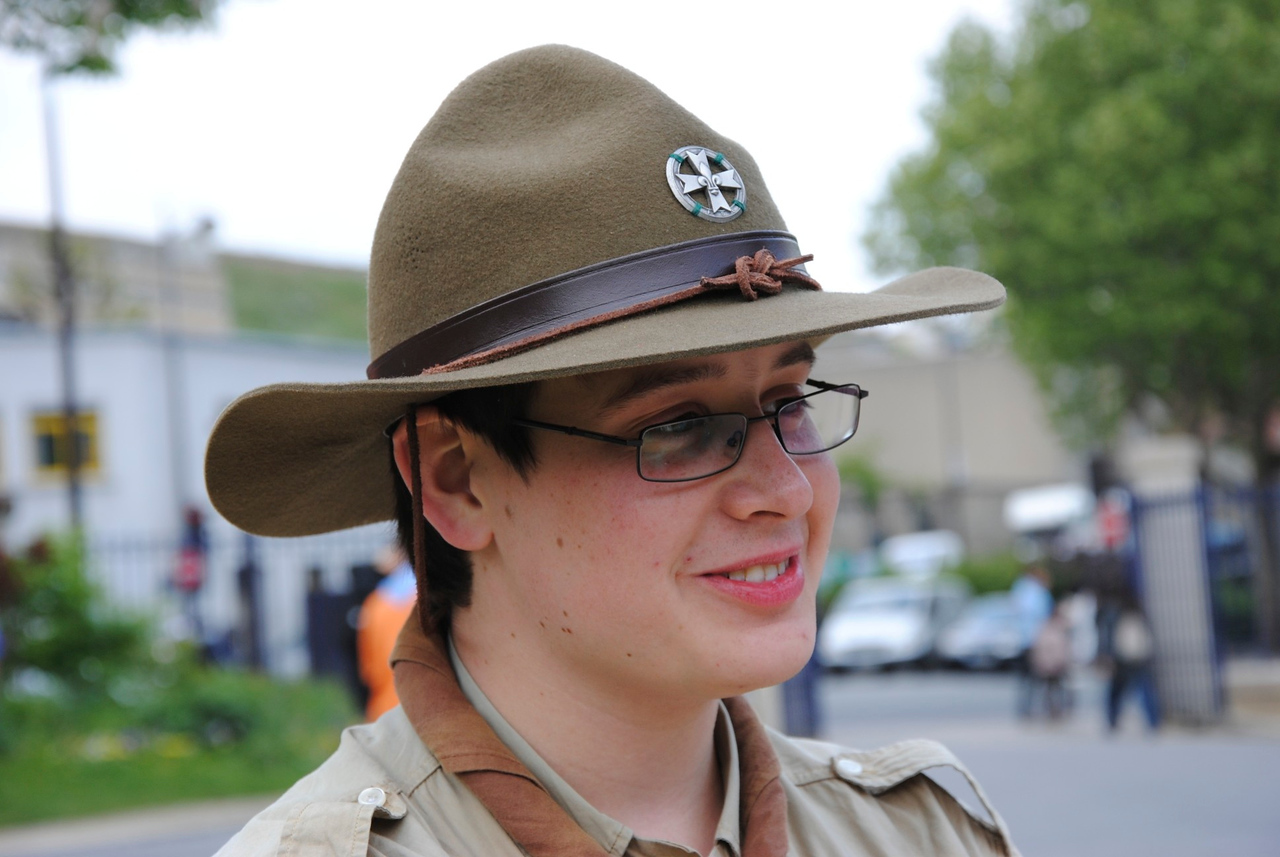 Scout d'Europe pote