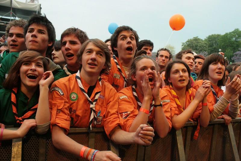 Spectateurs