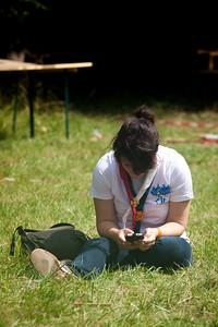 Je suis au Jamboree