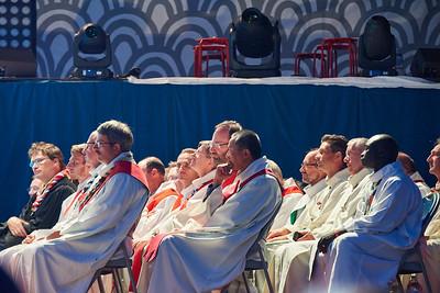 Les prêtres et aumoniers scouts