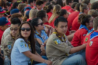 Les scouts vietnamiens