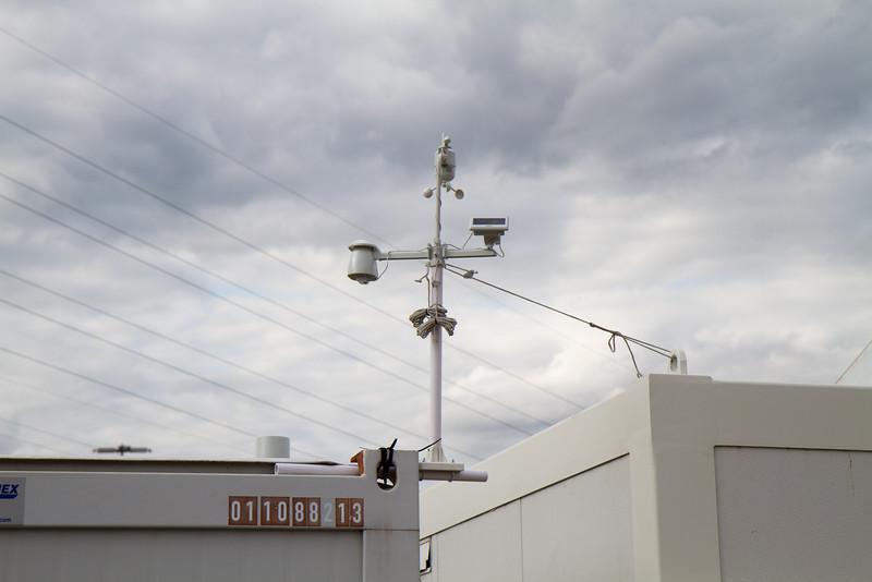 Mini station météo