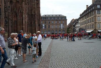 19 juillet : journée en caravane à Strasbourg