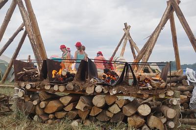 17 juillet : les feux de cuisson