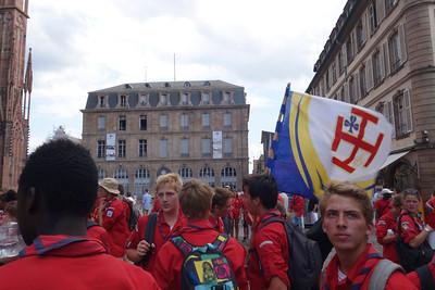 19 juillet : Strasbourg