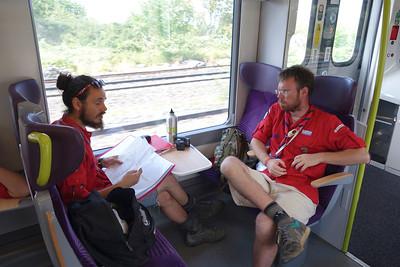 19 juillet : retour vers Strasbourg