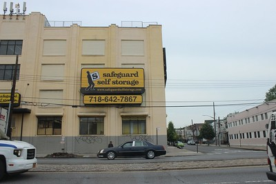 Billboards on Atlantic Ave