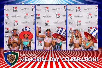 SH 16th Annual Memorial Day Celebration