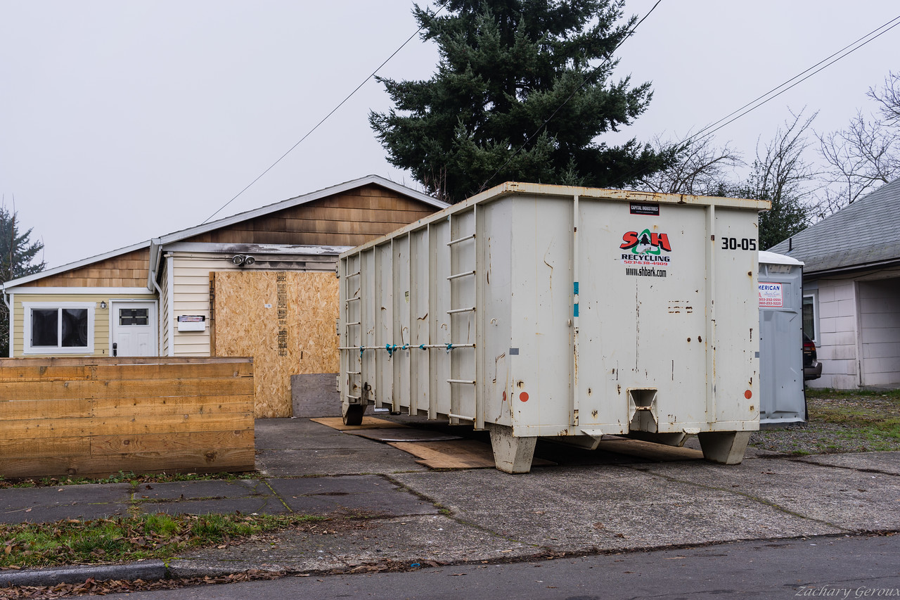 S&H Recycling 30yd Box