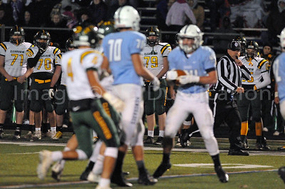 SHAWNEE VARSITY FOOTBALL VS CLEARVIEW PLAYOFF 2016