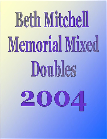 2004 Beth Mitchell Mixed Doubles