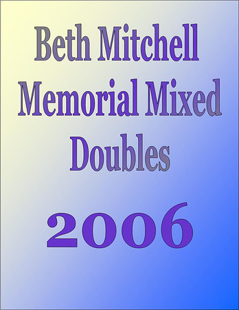 2006 Beth Mitchell Mixed Doubles