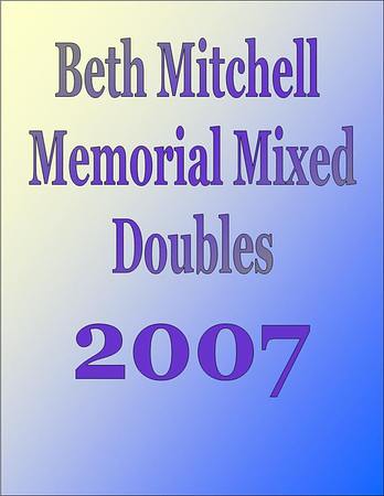 2007 Beth Mitchell Mixed Doubles