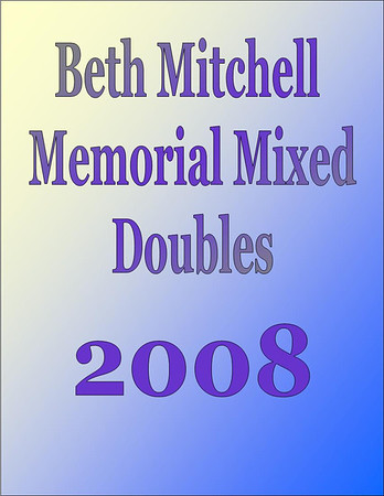 2008 Beth Mitchell Mixed Doubles