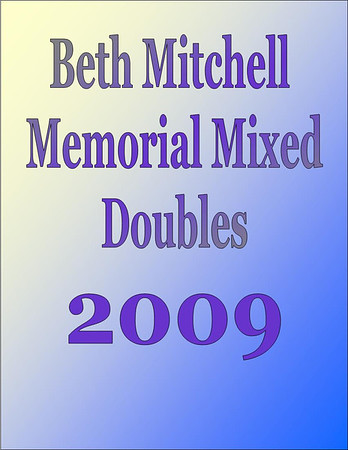 2009 Beth Mitchell Mixed Doubles