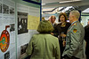 On the 21st of March, inauguration of an historical exhibition about the origins of Supreme Headquarters Allied Power Europe at SHAPE, Belgium.<br /> NATO photo by ADJ Edouard Bocquet, French Air Force.