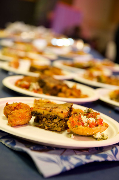 Greek Food Fest 2011 at the SHAPE Event Center