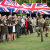 Imagery from the Queen's Birthday Reception hosted by General Sir James Everard, Deputy Supreme Allied Commander Europe (DSACEUR) at his residence on 15th June 2017 in Mons, Belgium. - NATO Photo by SSgt Dan Bardsley GBR A OR7