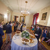 SHAPE American High School graduation breakfast at SACEUR's Chateau. VADM and Mrs. Pybus will be hosting in lieu of General and Mrs. Breedlove<br /> the Senior Class Breakfast. On the 4th of June 2014.(NATO photo by Sgt. Emily Langer/DEU-Army)